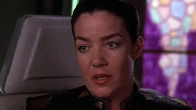 Babylon 5 Season 4 Episode 19 Between the Darkness and the Light