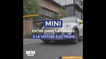 Mini entre dans la course à la voiture électrique