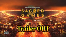 Sacred games season 2 | saif - nawazuddin's game becomes bigger  trailer out
