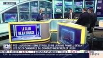 Le Club de la Bourse: Jean-Jacques Friedman, Anton Brender, Wilfrid Galand et Jean-Louis Cussac - 09/07