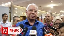Najib appointed BN advisory board chairman, wants to strengthen coalition