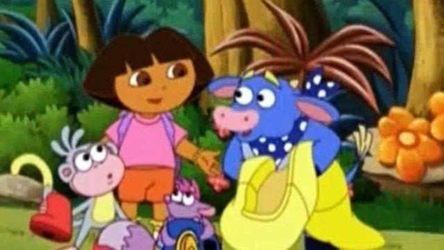 Dora the Explorer Season 3 Episode 11 - The Fix it Machine