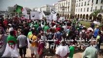 تظاهرة طلابية جديدة في العاصمة الجزائرية ليوم الثلاثاء العشرين على التوالي