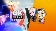 [GK Live Replay] On découvre deux FPS en accès anticipé : Get to the Orange Door et SUPERHOT: Mind Control Delete