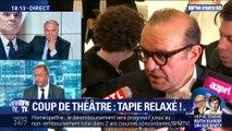 Affaire de l'arbitrage du Crédit lyonnais: Bernard Tapie relaxé  (3/3)
