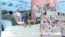 TILT - 09/07/2019 Partie 3 - Les objets insolites d'Aymeric: qui s'y frotte s'y «Lapicque»