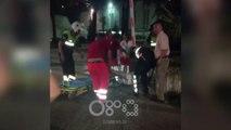 RTV Ora - Protesta e opozitës, një person pa ndjenja pranë ministrisë së Brendshme