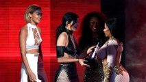 Kylie Jenner et Nicki Minaj partagent leurs inquiétudes après le séisme en Californie