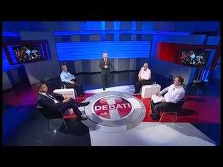 Debati në Channel One - Protesta e 10-të e opozitës