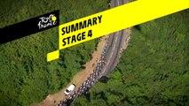 Summary - Stage 4 - Tour de France 2019