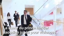 La sœur du prince héritier saoudien jugée à Paris pour violences