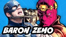 Captain America Civil War - Baron Zemo Explained