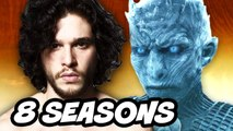 Game Of Thrones Season 8 and Prequel Explained