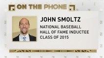 The Jim Rome Show: John Smoltz talks Justin Verlander and juicing baseball