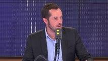 """Écotaxe sur les billets d'avion : """"On frappe toujours les mêmes : les usagers"""", estime Nicolas Bay"""