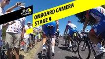 Onboard camera - Étape 4 / Stage 4 - Tour de France 2019