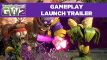 Plants vs. Zombies Garden Warfare 2 - Trailer de lancement