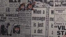 Un siglo de comunicaciones secretas al descubierto en Londres