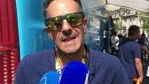 """Les mécaniciens ont un rôle central, """"un peu comme en Formule 1"""" explique Julien Jurdie, le directeur sportif d'AG2R la Mondiale"""