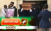 Reportage : Pr Marcel Etté, le dernier voyage