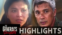 Marcial and Rhian tries to escape from Tiago's men   The General's Daughter