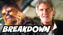 Star Wars The Force Awakens Comic Con Trailer Breakdown