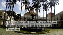 Maduro debilita al Parlamento y prepararía el regreso de los oficialistas