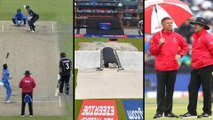 ICC Cricket World Cup 2019:INDvs NZ :Match Called Off For Today After Rain,to Resume Tomorrow