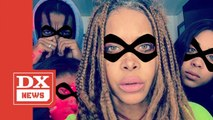 """Erykah Badu Proclaims Her Family To Be """"The Hip Hop Incredibles"""""""