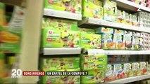 Andros, Materne, Saint-Mamet... Les fabricants de compote soupçonnés de s'être entendus sur les prix