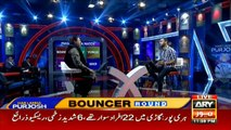 "Waseem Badami's ""Masoomana Sawal"" with senior actor Shabbir Jan"
