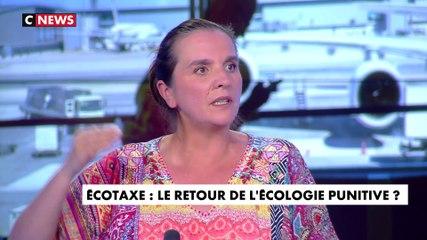 Caroline Fiat - CNews mardi 9 juillet 2019
