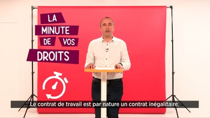 La minute de vos droits - Délai de sanction