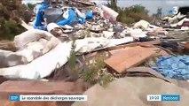 Aix-en-Provence : les déchets du BTP s'entassent dans la nature