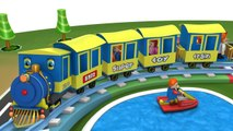 Thomas The Train - Toy Factory Cartoon