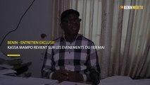 Entretien exclusif : Kassa Mampo revient sur les événements du 1er mai