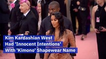 Kim K Didn't Mean To Offend Anyone With Kimono Line