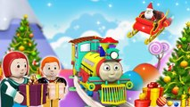 Christmas Thomas Train - Choo Choo Train - Toy Factory - Thomas The Train - Train Videos for - kids - children - boys - kids - children - boys - baby-