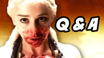Game Of Thrones Season 6 Q-A  -  House Targaryen and Fire