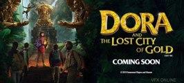 Dora Trailer Spanish 08/09/2019