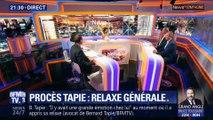 Procès Tapie: Relaxe générale (2/2)