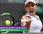 Wimbledon: Day 8 review