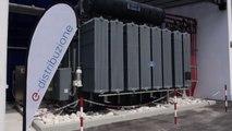 Genova, E-Distribuzione inaugura una nuova cabina primaria