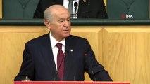 """MHP Genel Başkanı Bahçeli: """"Sayın Kılıçdaroğlu için çember daralıyor"""""""