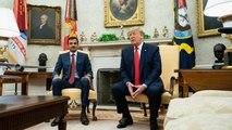 زيارة أمير قطر لواشنطن تعزز العلاقات في مجالات عدة