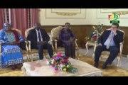 RTB/Le chef du gouvernement a reçu successivement à la Primature le Directeur sortant des opérations de la Banque Mondiale pour le Burkina et la présidente de HACA du Maroc