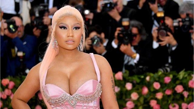 Nicki Minaj Cancels Concert At Saudi Arabian Festival