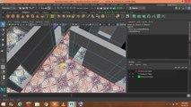 আপনার পছন্দের বাড়ি তৈরী করুন P 8। Building texture! Make a home in Maya! Create a 3d location! House model in Maya! House Texturing Process in Maya! Colore Asaining! Add color in your House! Easy texture House!