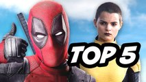 Deadpool Red Band Trailer Details and TOP 5 Sidekicks