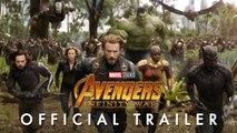 Avengers- Infinity War Official Trailer